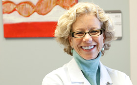 Diana Bianchi, MD discusses her new study in the NEJM.
