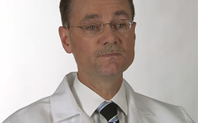 Charles Cassidy, MD, Orthopaedist-in-Chief, Tufts Medical Center, Boston on tuftsmedicalcenter.tv.