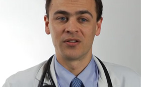 Daniel Chandler, MD on tuftsmedicalcenter.tv.