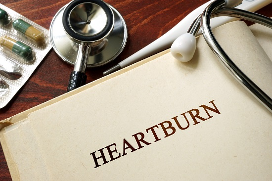 Heartburn clipboard