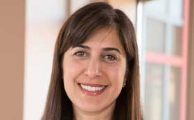 Dr. Tanaz Ferzandi is a urogynecologist and pelvic floor disorder expert at Tufts Medical Center, located in downtown Boston, MA.