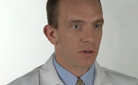 Christopher Geary, MD on tuftsmedcalcenter.tv video.