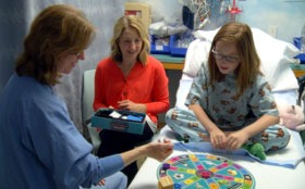 Watch a video to help your child get through surgery at Floating Hospital for Children in downtown Boston, MA.