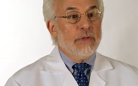Ronald Perrone, MD on tuftsmedcalcenter.tv video.