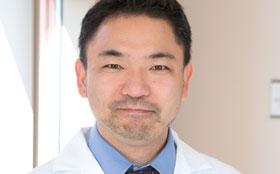Dr. Tomo Tarui, a physician researcher at Tufts Medical Center and Floating Hospital for Children in Boston, MA.