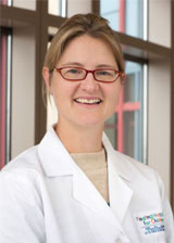 Sara Ross, MD is the director of the Pediatric Residency Program at Floating Hospital for Children in downtown Boston, MA.