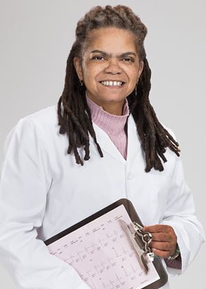 Donna M. Washington, Chief Technologist, Adult Heart Station, Cardiology