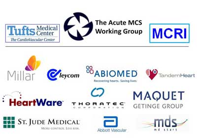 Learn about the sponsors of acute mechanical support research at Tufts MC.