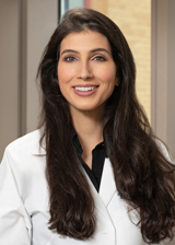 Farah Moustafa, MD, FAAD, Director of Laser and Cosmetic Clinic in the Dermatology Department
