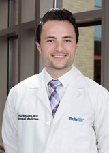Will Whalen, MD is a chief resident