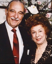 Gerald J. Friedman, MD and his wife