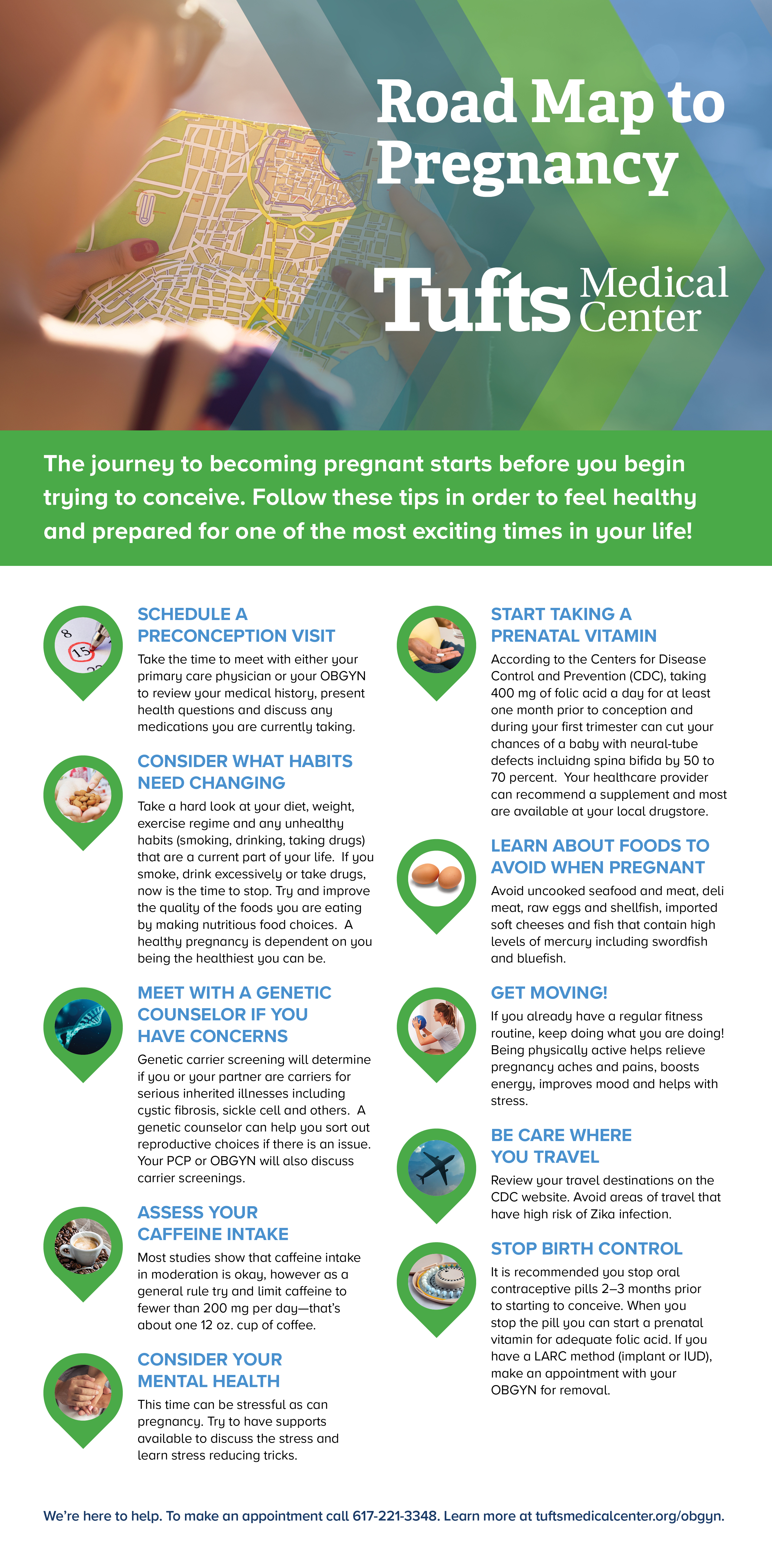 Steps To Becoming Pregnant Tufts Medical Center