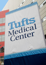 Tufts Medical Center in Boston, MA.