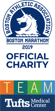 Team Tufts MC BAA Official Charity 2019