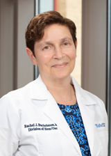 Dr. Rachel Buchbaum, Director of the Cancer Center