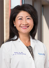 Penny Liu, MD is the Director of Neurosurgical Anesthesia at Tufts Medical Center