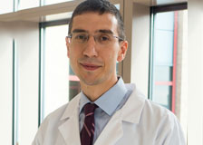 Christopher Madias is the co-director of the cardiac arrthymia center at Tufts MC