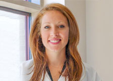 Sophie Wells is a cardiologist at Tufts Medical Center in Boston