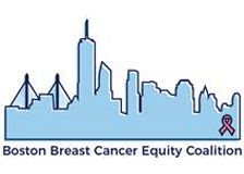 Boston Breast Cancer Equity Coalition logo.
