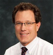 Andreas Klein, MD, Director of the Hematologic Malignancies Program.
