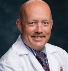 Roger Graham, MD, Chief of General Surgery/Surgical Oncology