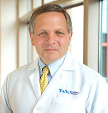 John Erban, MD, Clinical Director of the Cancer Center
