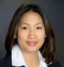 Clarissa Yang, MD a dermatologist in Boston at Tufts Medical Center.