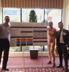 The AYA team presented at the 7th annual patient navigation conference in Boston.