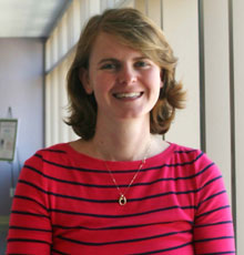 Erin Barthel is a pediatric hematologist/oncologist at Tufts Medical Center in Boston.