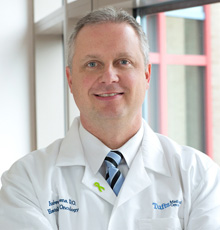 Dr. Andrew Evens at Tufts Medical Center in Boston, MA.