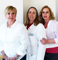 Three sisters have spent over 102 years combined working for Tuts Medical Center in Boston.