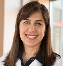 Tanaz Ferzandi, MD is the leader of the Urogynecology and Pelvic Reconstructive Surgery Program at Tufts MC in Boston.