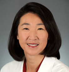 Dr. Audrey Marshall, new chief of pediatric cardiology