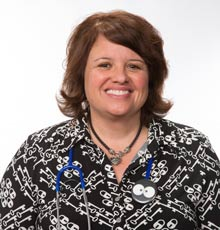 Susanne Meniger, RN is a neonatology nurse at Tufts Children's Hospital.