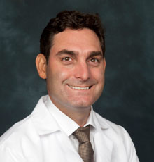 Matthew Mostofi, MD is an emergency physician at Tufts Medical Center in Boston.