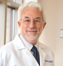 Ronald Perrone, MD is the director of the CTRC at Tufts Medical Center in Boston.