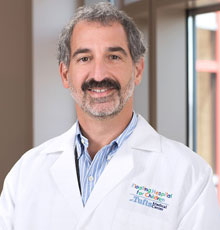 Daniel Rauch, MD is the chief of Pediatric Hospital Medicine at Floating Hospital for Children in downtown Boston, MA.