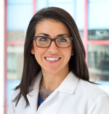 Alicia Romano, MS, RD a registered dietitian at Tufts Medical Center.