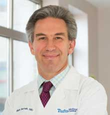 Mark Sarnak, MD is a nephrologist and researcher at Tufts Medical Center in Boston, MA.