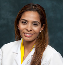 Dr. Sajani Shah is a bariatric surgeon at Tufts Medical Center in downtown Boston, MA.