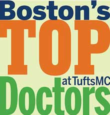 Tufts Medical Center has Boston's Top Doctors.