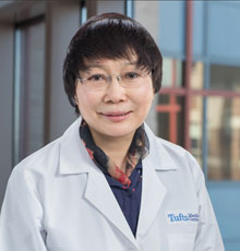 ChenChen Wang is the Director, Center for Complementary and Integrative Medicine.