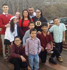 The Ervin family has had half of their 10 kids at Tufts Medical Center read how their experience compares with other hospitals in Boston.