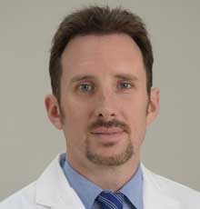 Dr. Perkins, a physician who used the emergency room at Tufts Medical Center in Boston and had a great experience.