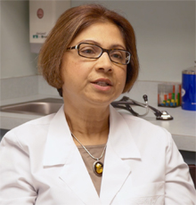 Dr. Shaheen Mian discusses the reasons why she refers her urogynecologic patients to Tufts Medical Center in Boston, MA.
