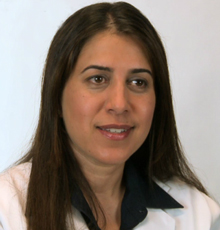 Tanaz Frezandi, MD on tuftsmedicalcenter.tv.