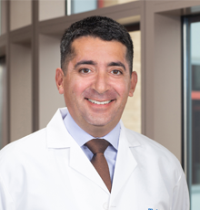 Diego Illanes, MD, Chief of Urogynecology