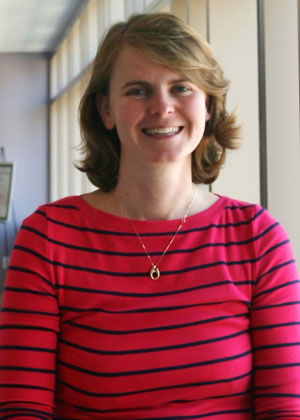 Erin Barthel is a pediatric hematologist at Tufts Medical Center in Boston.
