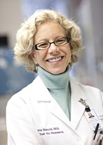 Diana Bianchi, MD is a maternal-fetal medicine physician and researcher at Tufts Medical Center.