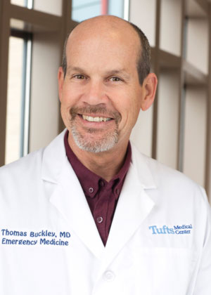 Thomas Buckley, MD